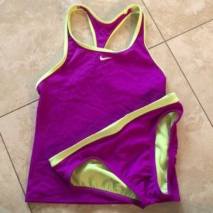 Junior's Nike 2 piece swimsuit